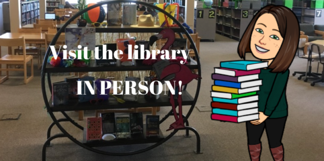 Visit the LIBRARY!