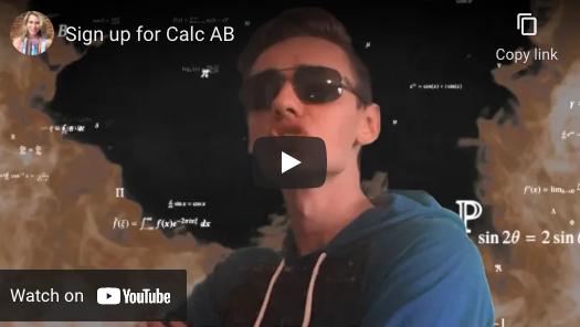 Calc AB Video Image