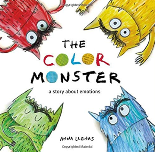 Check out The Color Monster! It is available as an eBook in Sora!